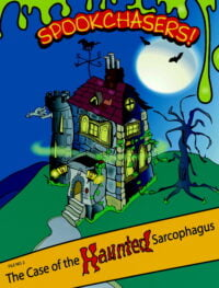 Spookchasers - The Haunted Sarcophogus
