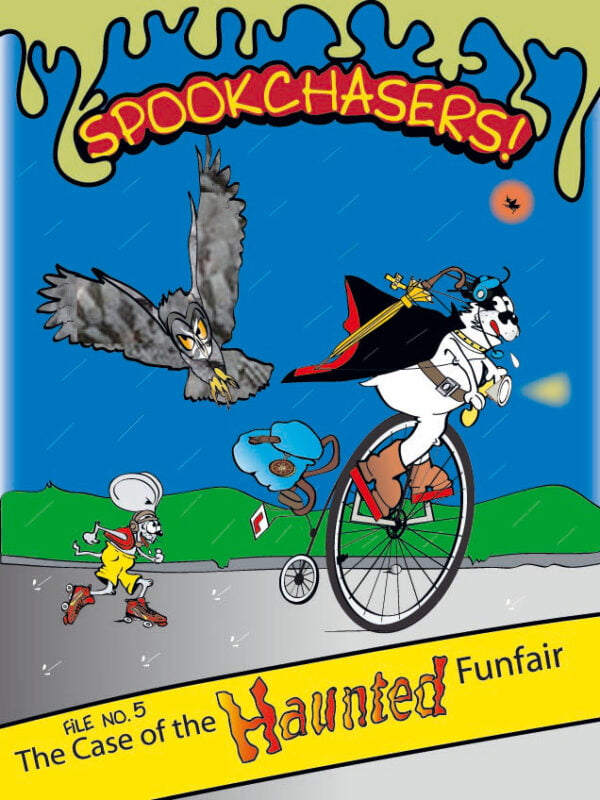 The Spookchasers - The case of the Haunted Funfair
